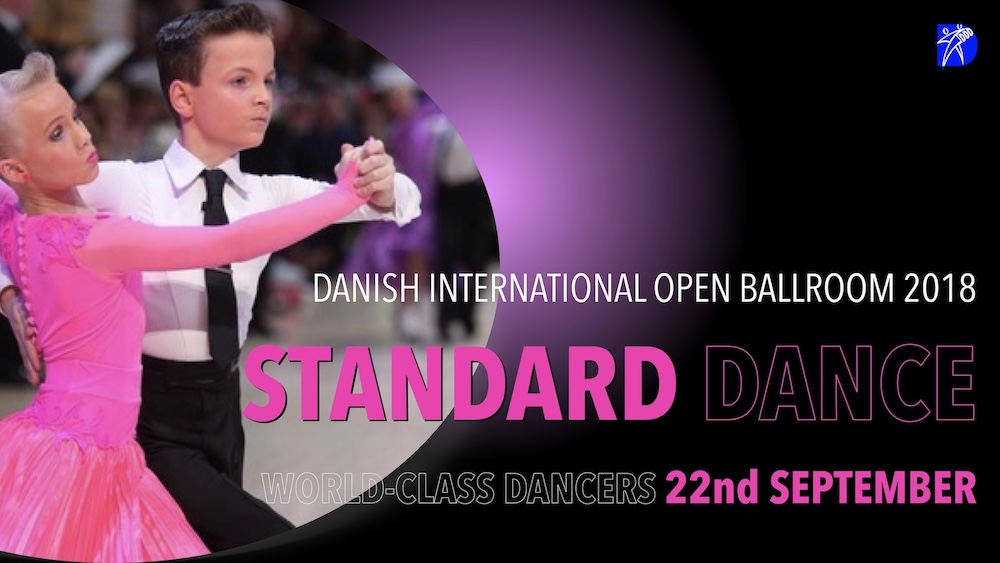 Danish Open Ballroom 2018 site
