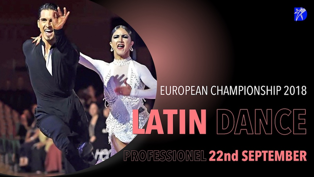 European Championship Latin Dance 2018 site
