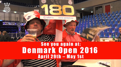 see you at denmark open 2016